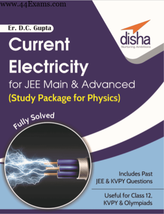 Electricity-by-Disha-Publication-For-JEE-Main-and-Advanced-Exam-PDF-Book