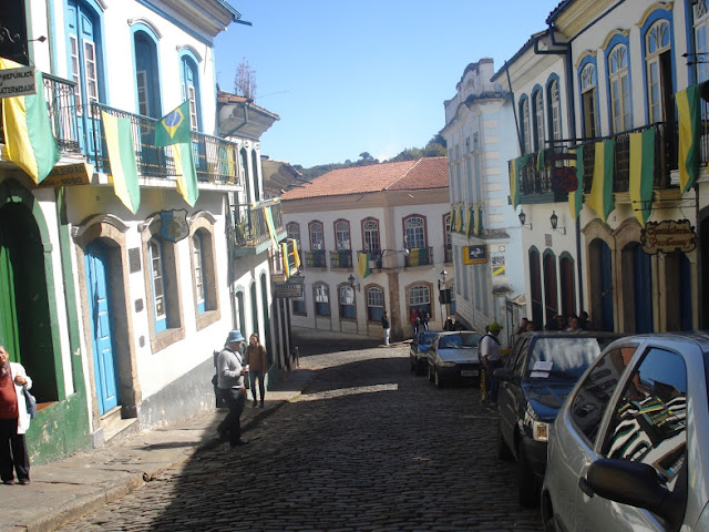 Ouro Preto Copa do Mundo 2010