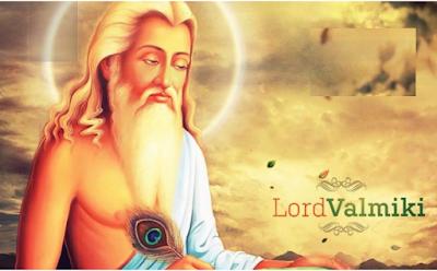 wishes for valmiki jayanti