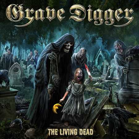 "GRAVE DIGGER: Lyric video για το νέο single ""The Power Of Metal"""