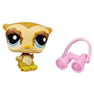 Littlest Pet Shop Singles Owl (#2235) Pet