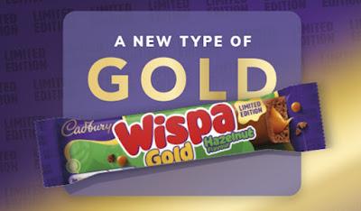 Wispa Gold Hazelnut Shares