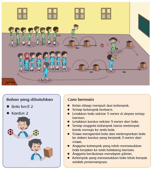 kunci jawaban kelas 4 tema 3 subtema 2 pembelajaran 3