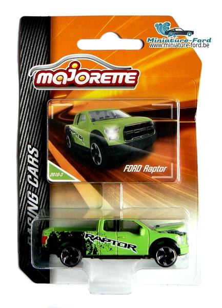 Majorette, Ford Raptor f150