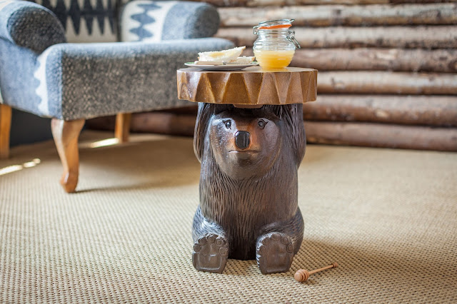 Surin Bruno The Bear Table