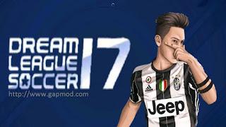 Dream League Soccer 17 Versi 4.10 by Riady Dybala