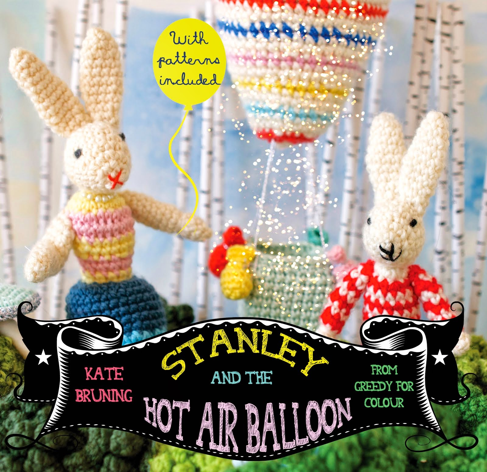 Stanley and the Hot Air Balloon