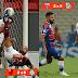 Fora de casa, finalistas da Libertadores perdem por 2 a 0 no Brasileirão