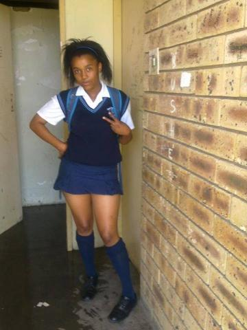 skul uniform nude mzansi
