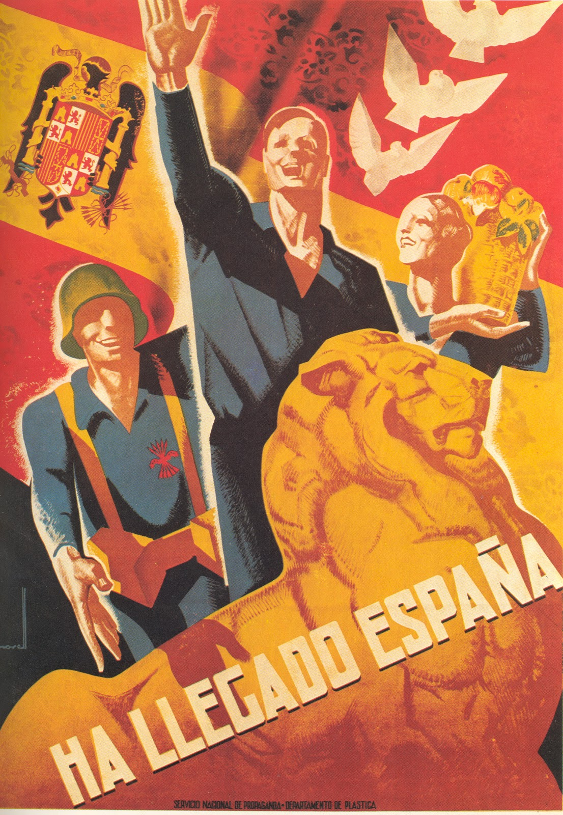 Bits And Bobs Spanish Civil War Posters