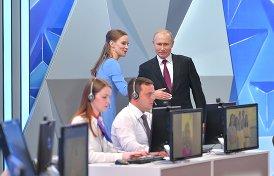 кто из друзей Путина управляет вопросами на «Прямой линии»
