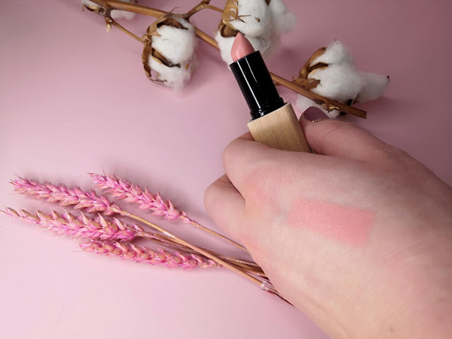 havu cosmetics huulipuna Hanami
