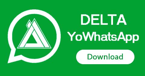 تنزيل واتس يو الترا ضد الحظر اخر اصدار Delta yowa