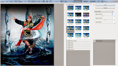 Tutorial Photoshop | Mengganti Background Menjadi Foto Fantasy