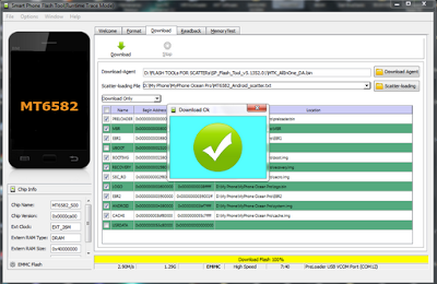 download software flash hp android