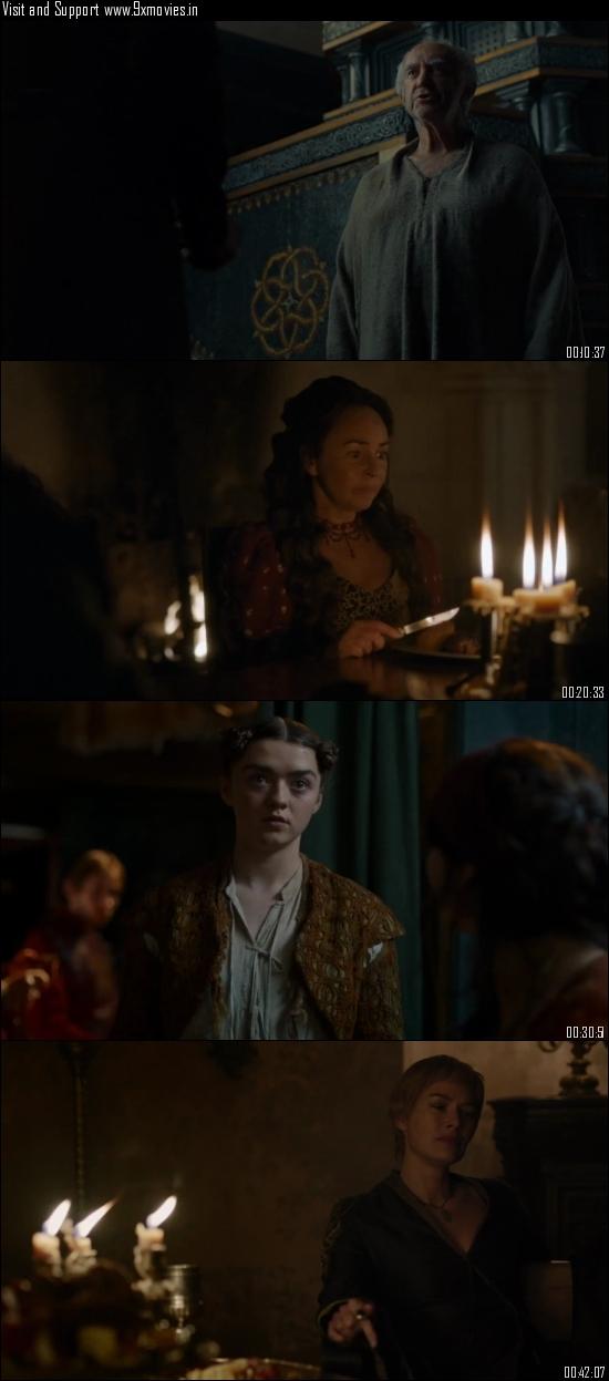 Game of Thrones S06E06 HDTV 720p