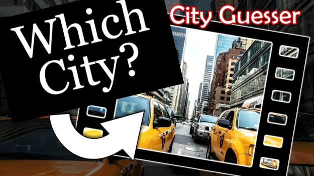 City Guesser - Κάνε βόλτα σε πόλεις και προσπάθησε να μαντέψεις ποιες είναι