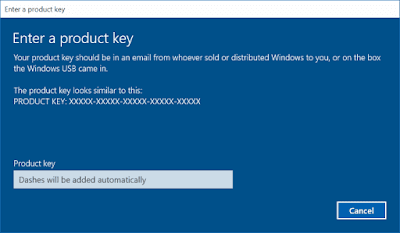 daftar lengkap serial key windows