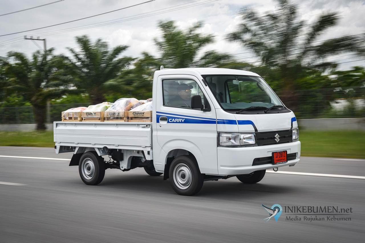 Permintaan Ekspor Suzuki di Pasar Global Terus Meningkat