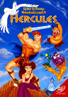 Meteorito Perdido: Hércules: Del Mito al Clásico Disney