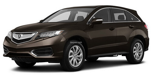 2017 Acura RDX Prices, Reviews and Pictures