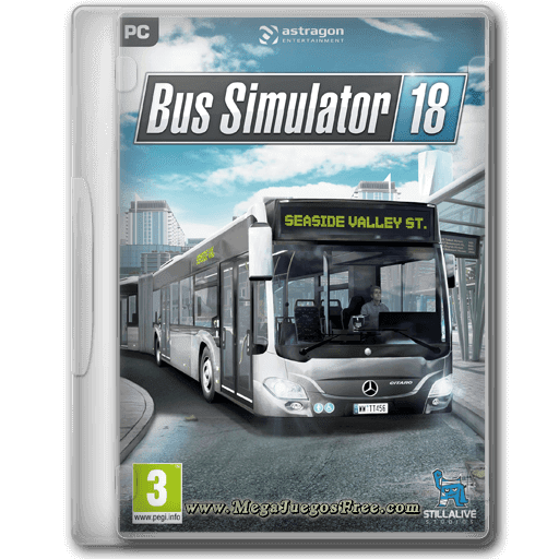 Descargar Bus Simulator 18 PC Full Español