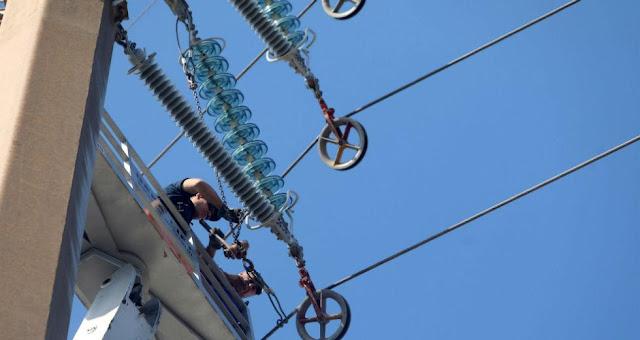 ΔΕΔΔΗΕ: Αποκαταστάθηκε πλήρως η ηλεκτροδότηση στον Πόρο