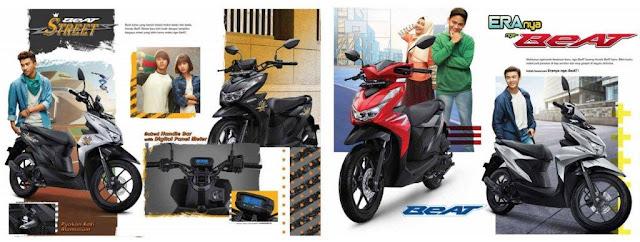Spesifikasi & Daftar Harga Motor Honda BeAt Semua Tipe Tahun 2020