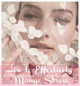 Try these effective stress management techniques to help you get through these uncertain times.