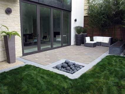 Ideas on Small decorated courtyards 5