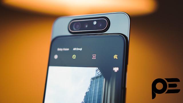سعر ومواصفات هاتف Samsung Galaxy A80 في مصر | وأهم مميزاته