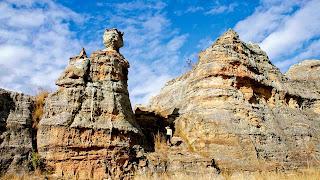 Madagascar Honeymoon isalo national park