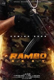 Rambo Lyrics - A Kay   Western Penduz   New Song 2019