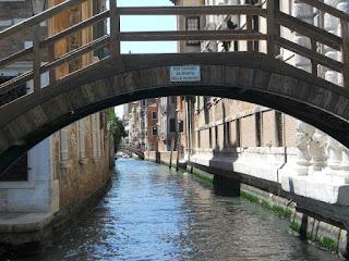 Rio Chiuso Da Ponte Delle Pazienze, Venezia
