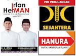 Tiga Partai Pengusung Dipastikan Berlabuh di IMAN