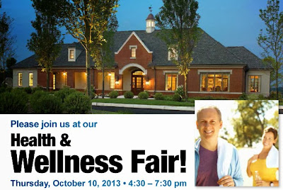 Join us at our Health & Wellness Fair!