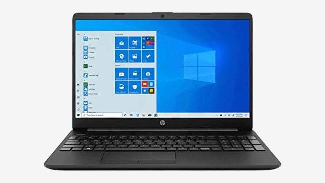 HP 15 15s-du2067tu laptop.