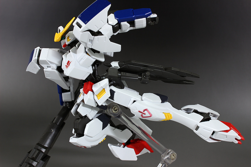 GUNDAM GUY: HG 1/144 Gundam Barbatos Form 6 - Review by Hobby no ...