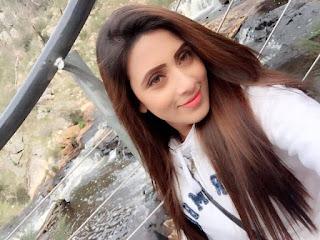 Bidya Sinha Saha New Cute Selfie