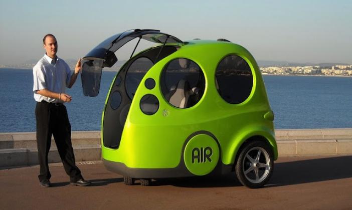 Mobil Bahan Bakar Udara