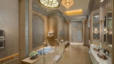 kamar mandi suites hotel emirates palace abu dhabi