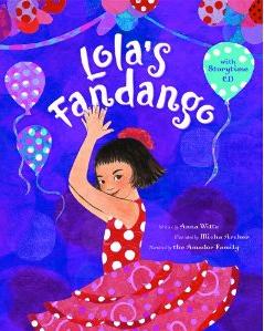 Lola Fandango Barefoot Book