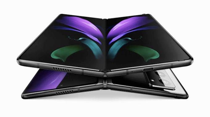 Samsung Galaxy Z Fold 2 : यहां देखें 1,49,999 रुपये वाले इस अनूठे स्मार्टफोन की पहली झलक