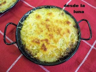 Cazuelita De Carne Picada Y Pure De Patatas