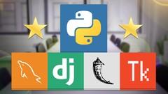 Master en Python: Aprender Python 3, Django, Flask y Tkinter
