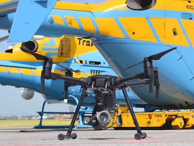 Multado por um drone? É possível em Espanha