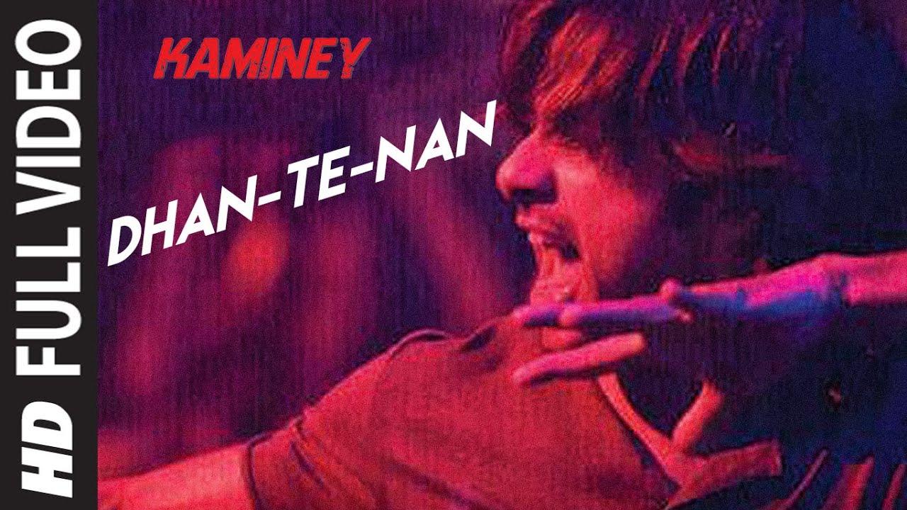 Dhan Te Nan Lyrics Kaminey