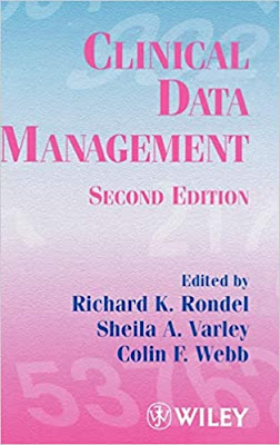 Clinical Data Management pdf free download