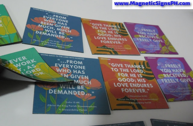 Ref Magnets - Bible Quotes