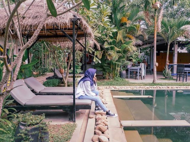 Yolo Hostel Siem Reap Cambodia~